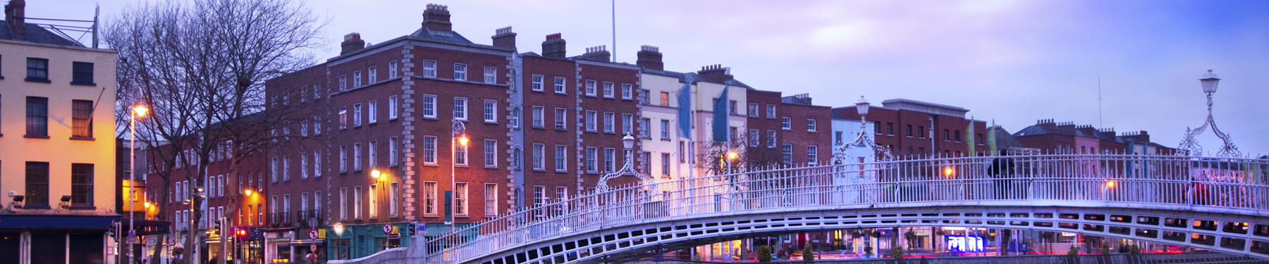 Dublin City Rentals and self catering holiday homes Dublin
