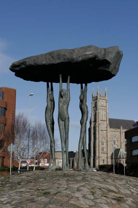 Irish Monument