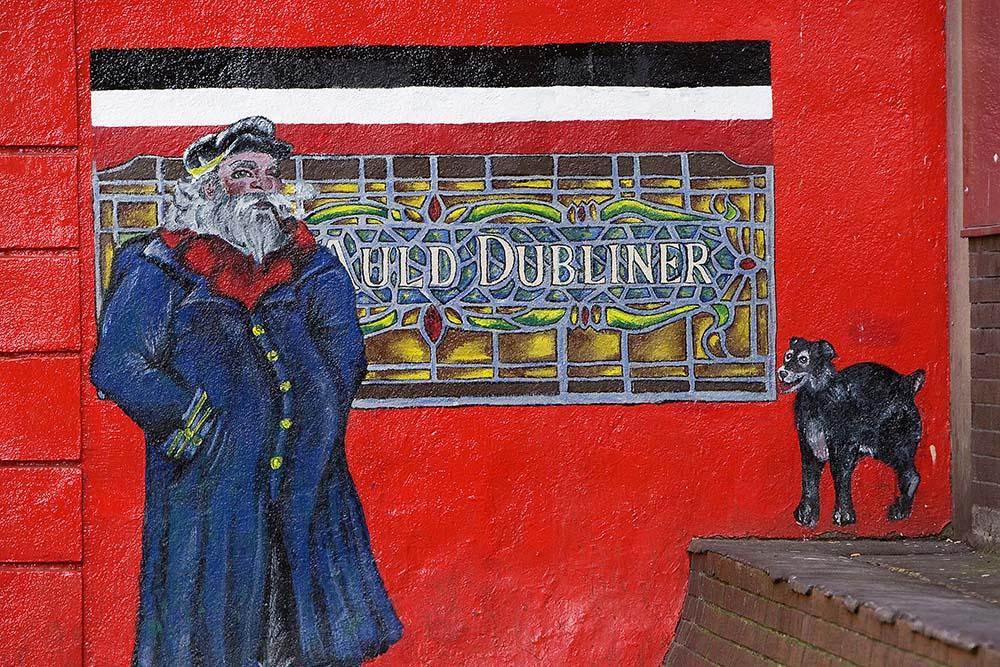 The Auld Dubliner Public House