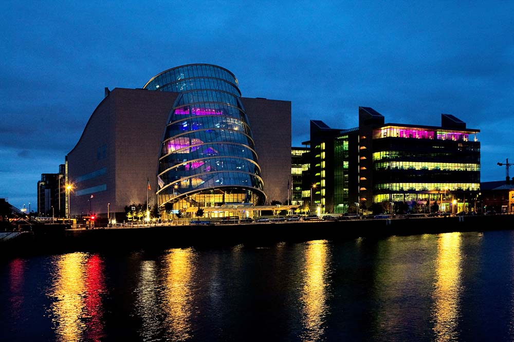 The Convention Center Dublin