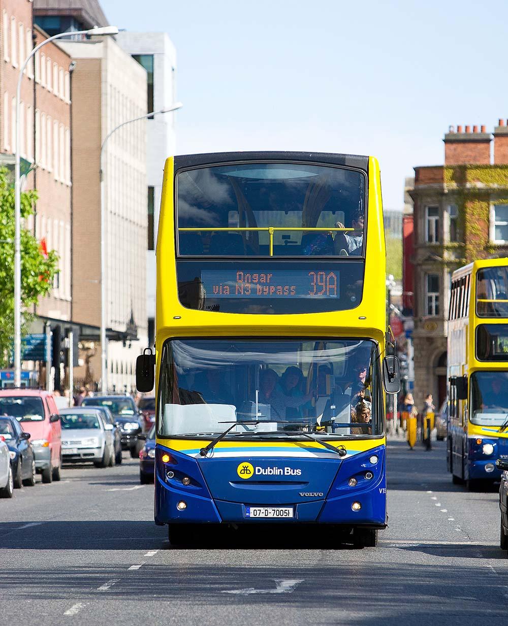 Dublin City Bus