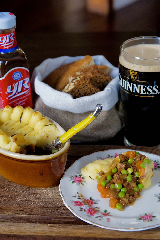Traditional Irish Sunday Dinner