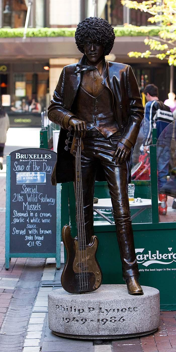 Philip Lynott Statue
